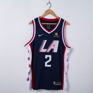 NEW NBA NIKE LA Clippers Kawhi Leonard Jersey 2